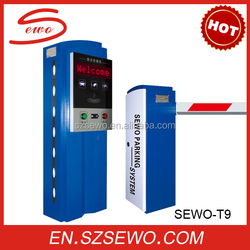 Intelligent and Full Automatic High Quality Car Parking Building Systems