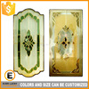 stained glass wooden door inserts
