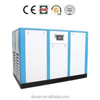 Denair 120 hp 10bar Compresor de torinillo hecho en Shanghai
