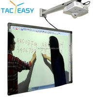 Finger touch interactive whiteboard smart board for sale