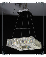high quality decorative modern led crystal ceiling lamp Model MX7129-36