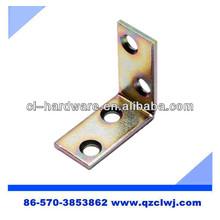 metal L sharped brackets