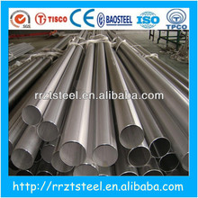 Tianjin firm 316l stainless steel sss tube!