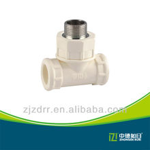 ppr male threaded tee,ppr fitting, ppr pipe fitting