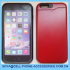 For iPhone 6 Plus cover accessories,mix colorful TPU+PC for iPhone 6 Plus case