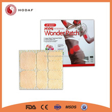 Best Sale Herbal Ingredients Big Size Belly slimming Patch to keep fit