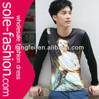 2013 hot selling great discount male men t-shirt