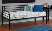 luxury antique metal sofa bed