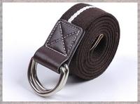 Fashion boys dressing canvas belt
