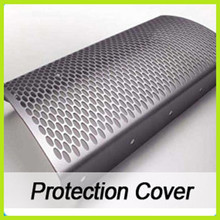 1mm hole galvanized perforated metal mesh, galvanized perforated mesh, hole perforated metal