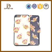 Wholesale leather mobile phone case and leather phone case for lenovo a600