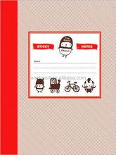 Custom Funny Small Object Sticky Notes sticky note glue