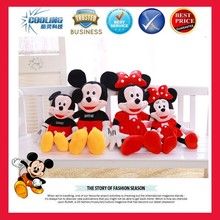 Moscot mickey minnie mouse for kids plush toy