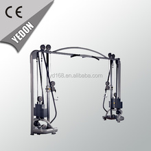 Commercial fitness equipment cable crossover sports equipment gym equipment (YD-1326) Guangzhou Factory price