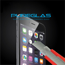 Cost effective mobile phone tempered glass screen protector,for iphone 6 plus screen protector glass with SGS certificates