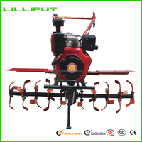 Hot Sale Two Wheel Chinese Diesel Mini Tiller With Uses