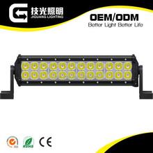 car accessories led lighting auto parts 72W dual row c-ree led light bar