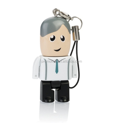USB Drive In people shape For Business Promotion 4GB 8GB