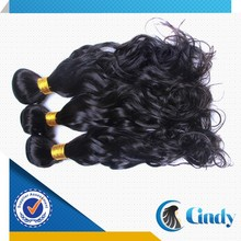 Qingdao factory wholesale cheap loose wave 100% peruvian human hair extensions south africa