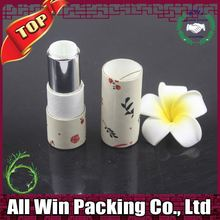 special compacted snacks loading cardboard tube &tube with your own design