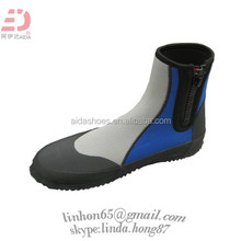 3mm diving Boots Round Toe Neoprene Boots
