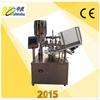 aluminium plastic tube filler and sealer from Shenhu packaging machinery manufacturer