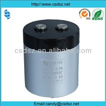 Solar Energy Conversion and Storage Capacitors