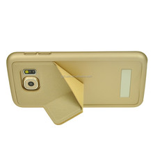 New product leather cover case for galaxy s6 mobile phone wholesale, cell phone case for huawei ascend p7