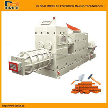 Ecological brick making machine/clay roof tiles/interlocking brick machine