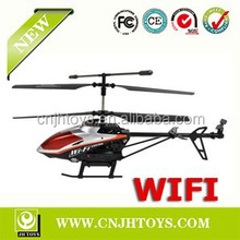 "2.4GHz iPad/iPhone/iPod Control Wifi 11"" UDI U15W 3.5CH Channel RC Helicopter"