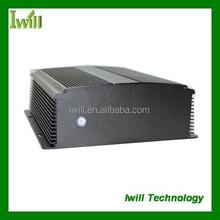 Horizontal mini PC case S180 for computer parts