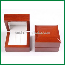 Wooden Wholesale Stock Engagement/Wedding Ring Box