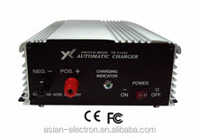 battery charger with CE and FCC approvals, 24V8A charger, 3 stage charging, auto charger