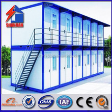 High quality modular prefab prebuilt container house for sale nepal house