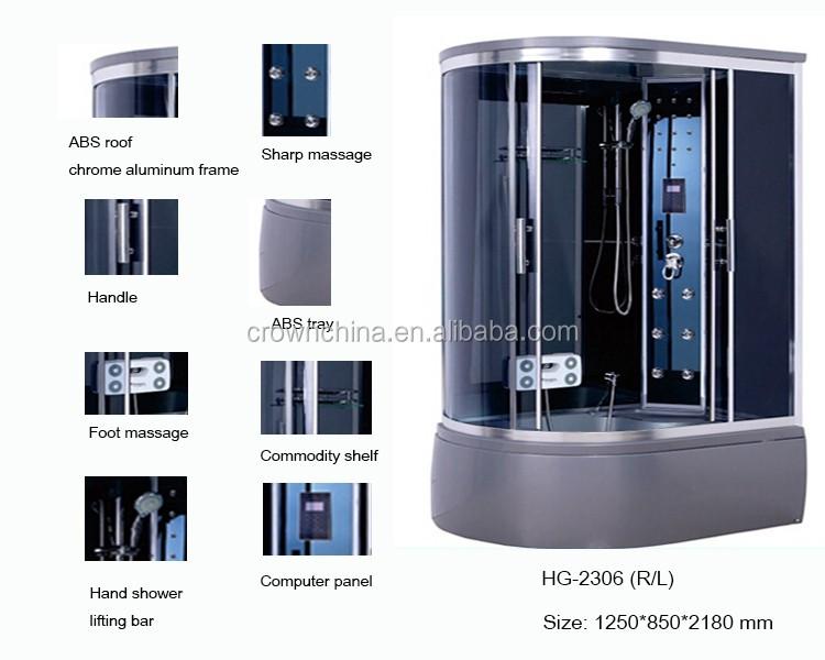Cabine de douche vapeur chine salle de bains salle de douche compl te pas c - Cabine de douche pas cher ...