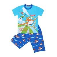 wholesale children clothing boys fashion summer pajamas suit sets kids baby short t shirt+pants clothes kids suit