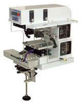 125-90S2D 2 colors table pad printing machine