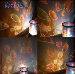 Eco-friendly Fancy led photo frame acrylic led night lights