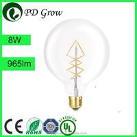 360 Degree LED Filament Bulb E27 G80 LED Filament led street lighting trading