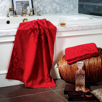 VK-4055 70% Bamboo 30% Cotton 450gsm Luxury Bath Hand Towels
