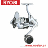 RYOBI TT Power high drag Big Game Spinning Fishing Reels