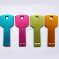 bulk 512mb usb flash drives gift pendrive 64gb metal key flash drive memory stick