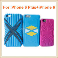 High quality factory price Mobile case for iPhone 6 , EVA thick foam impact resistant protective case cover for iphone 6 plus