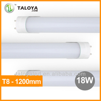 school lighting t8 led tube light 1200mm 18w