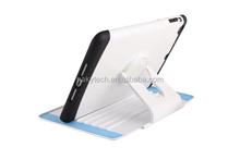 2014 new White color smart stand case for ipad mini 2