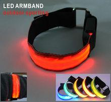 led bicycle helmet light LED armband for running