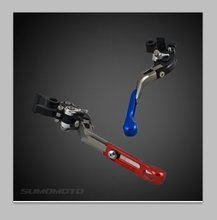 motorcycle lever,manetas racing, foldable and adjustable