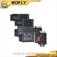 miniature directing acting double solenoid valve