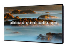 Hot sell 60 inch ultra narrow splicing lcd wall for video wall