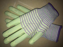 electrical rubber hand gloves industrial leather hand gloves